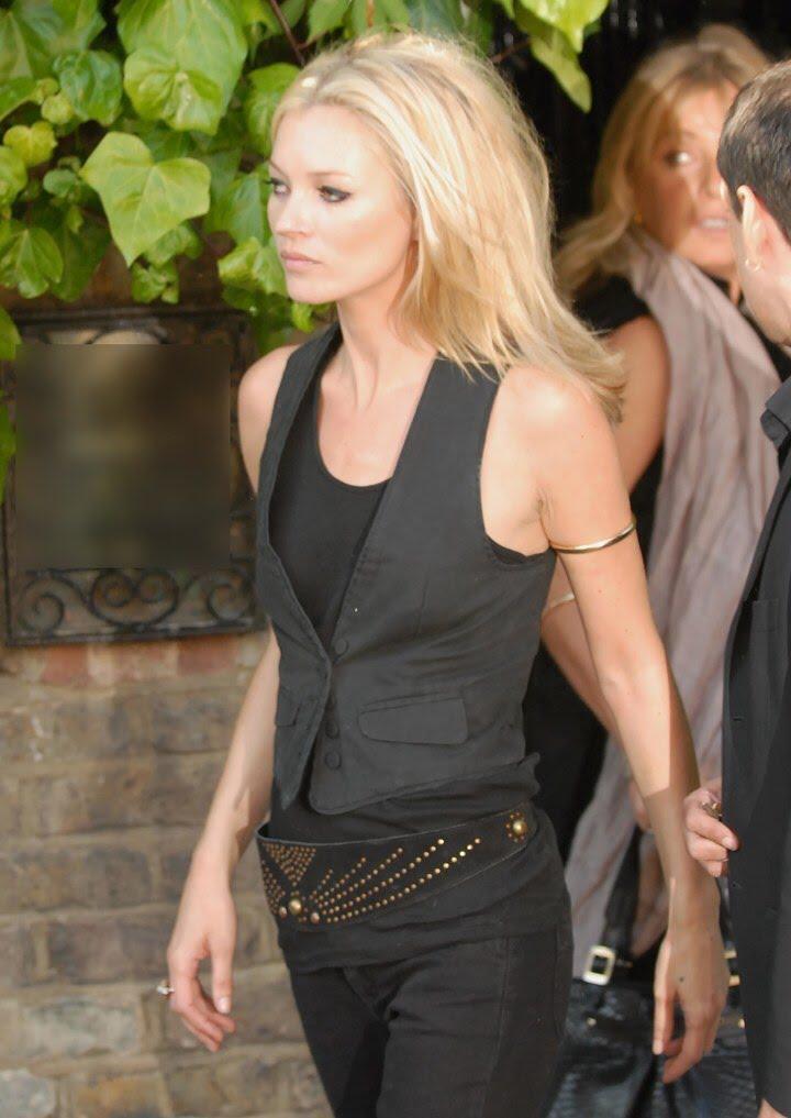 Кейт Мосс, 2007