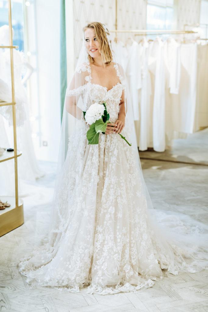Сколько стоили свадебные платья Ксении Собчак?