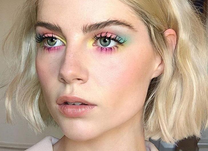 В стиле Рианны: макияж, который поднимет настроение осенью