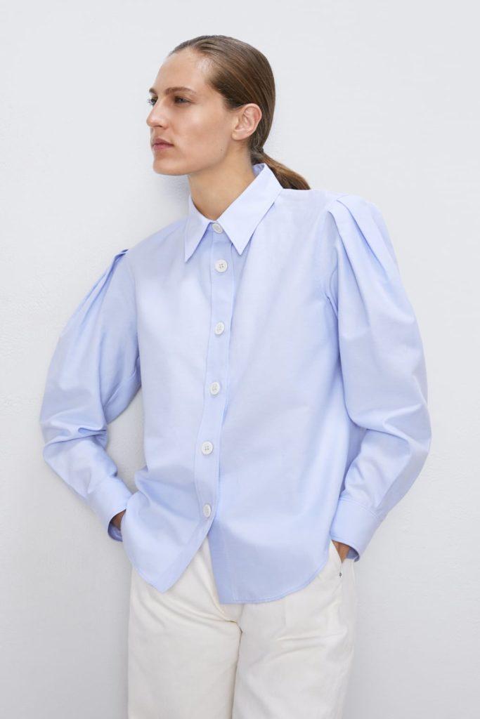 Как и голубая; Zara, 2999 p. (zara.com)