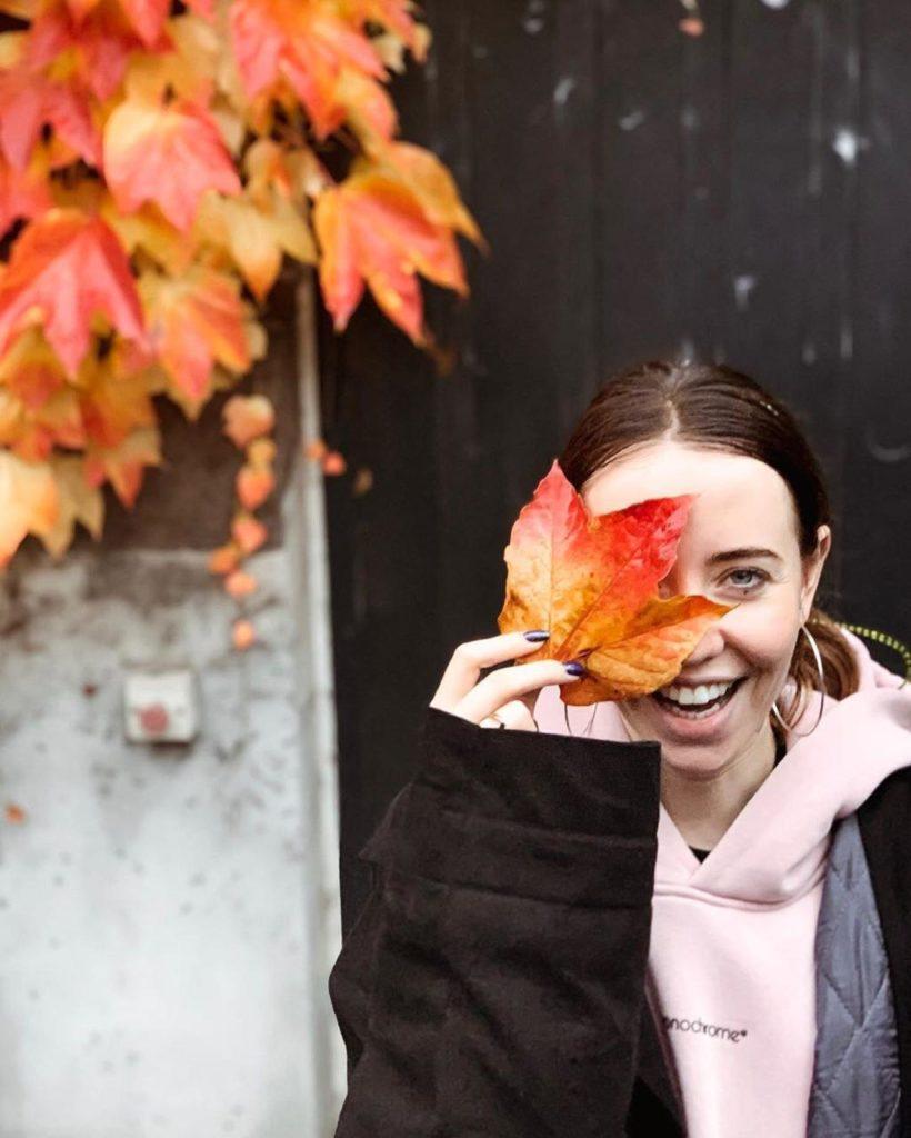 Надя Дорофеева пытается полюбить осень