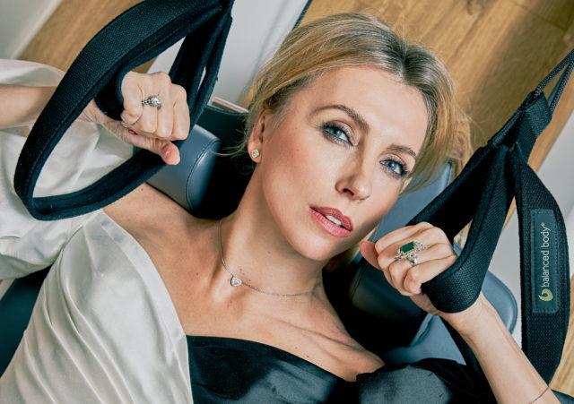 Цифра дня: сколько весит Светлана Бондарчук?