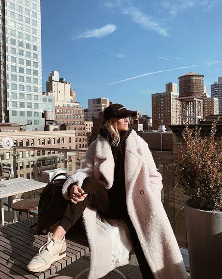 Стильные осенние образы - подборка лучших образов в Instagram на PEOPLETALK