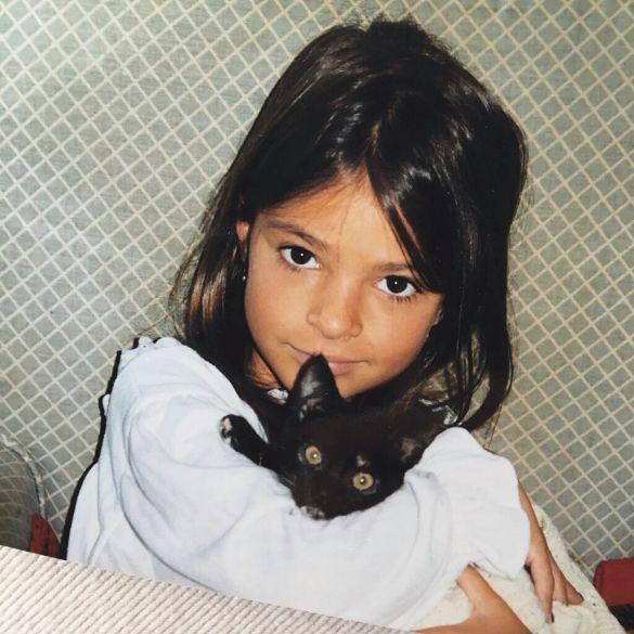 Как Эмили Ратаковски выглядела в детстве