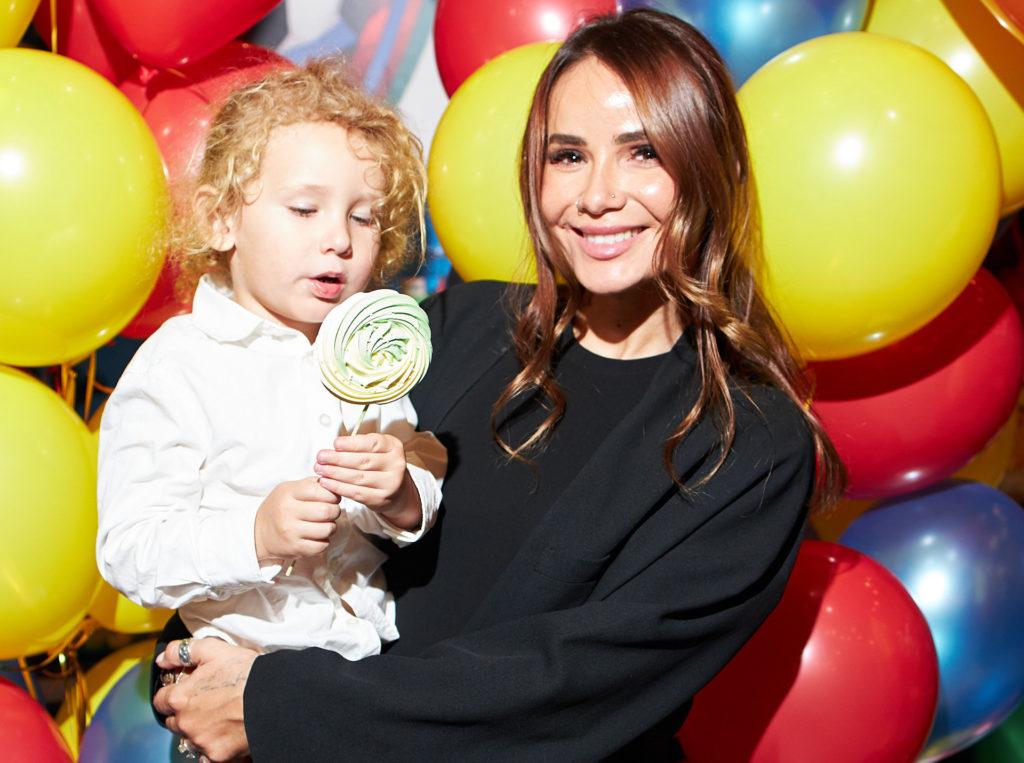 День рождения сына Айзы Анохиной: как это было?