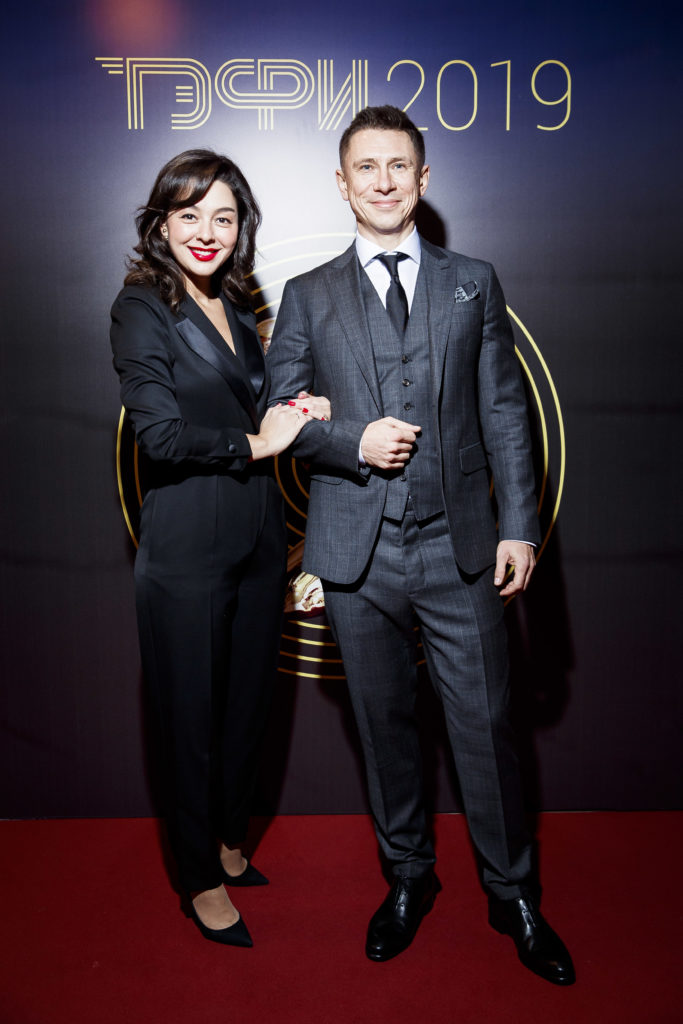 Марина Кравец и Тимур Батрутдинов