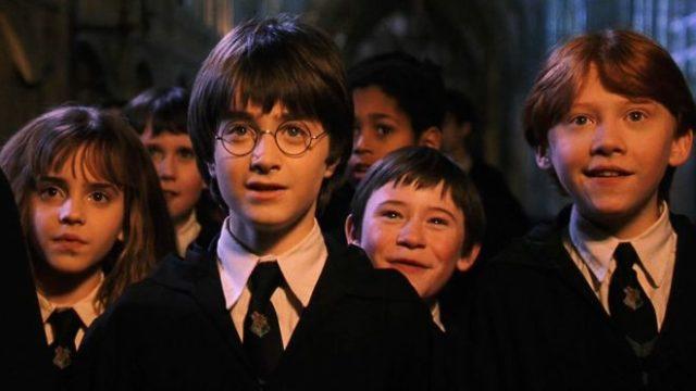 Для настоящих фанатов: шесть часов архивных записей со съёмок первого «Гарри Поттера»