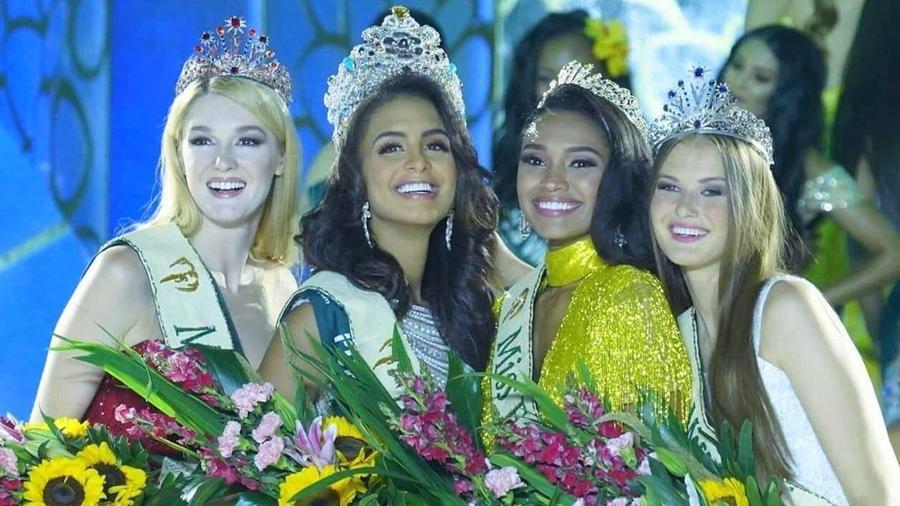 Как выглядит новая «Мисс Земля-2019»? Спойлер: ей 21!