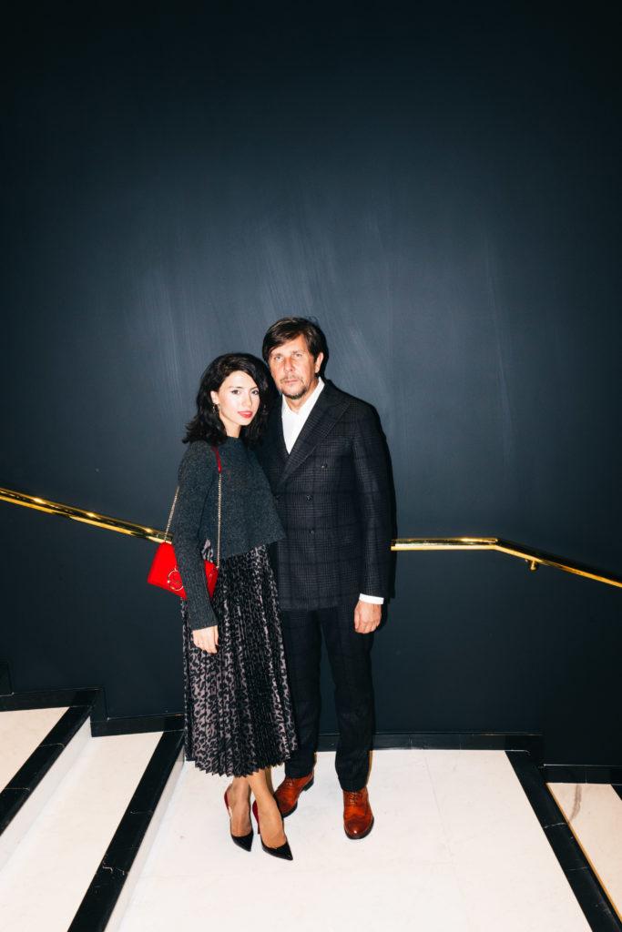 Екатерина Селиванова и Андрей Фомин
