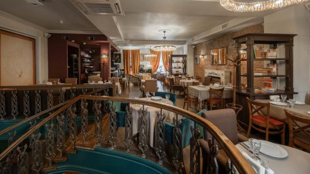 Ресторан Gayane's: коктейли и джаз