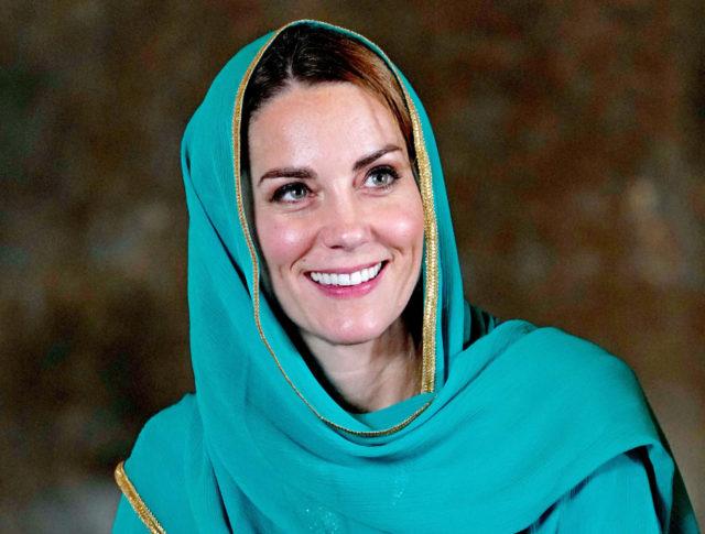 Королевский тур! Все выходы Кейт Миддлтон из поездки в Пакистан