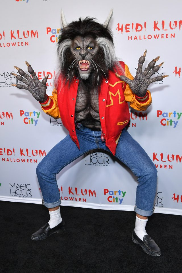 Королева Хэллоуина! Вспоминаем самые крутые костюмы Хайди Клум