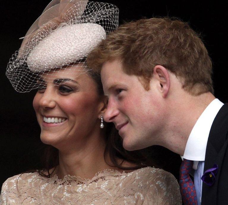 Принц Гарри рассказал об отношениях с Кейт Миддлтон