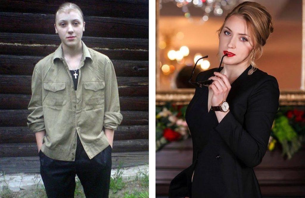 Люди которые похудели фото до и после создать гармоничное