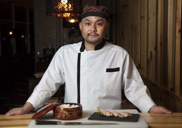 Ресторан «Цветение сакуры»