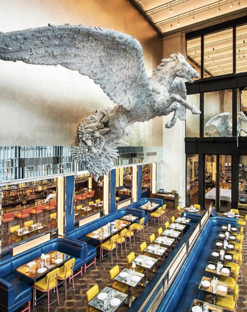 Brasserie of Light — новое «Insta-место» на карте Лондона с очень вкусной кухней!