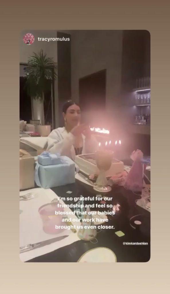 Ким — 39! Как она отметила день рождения, и как ее поздравили сестры?