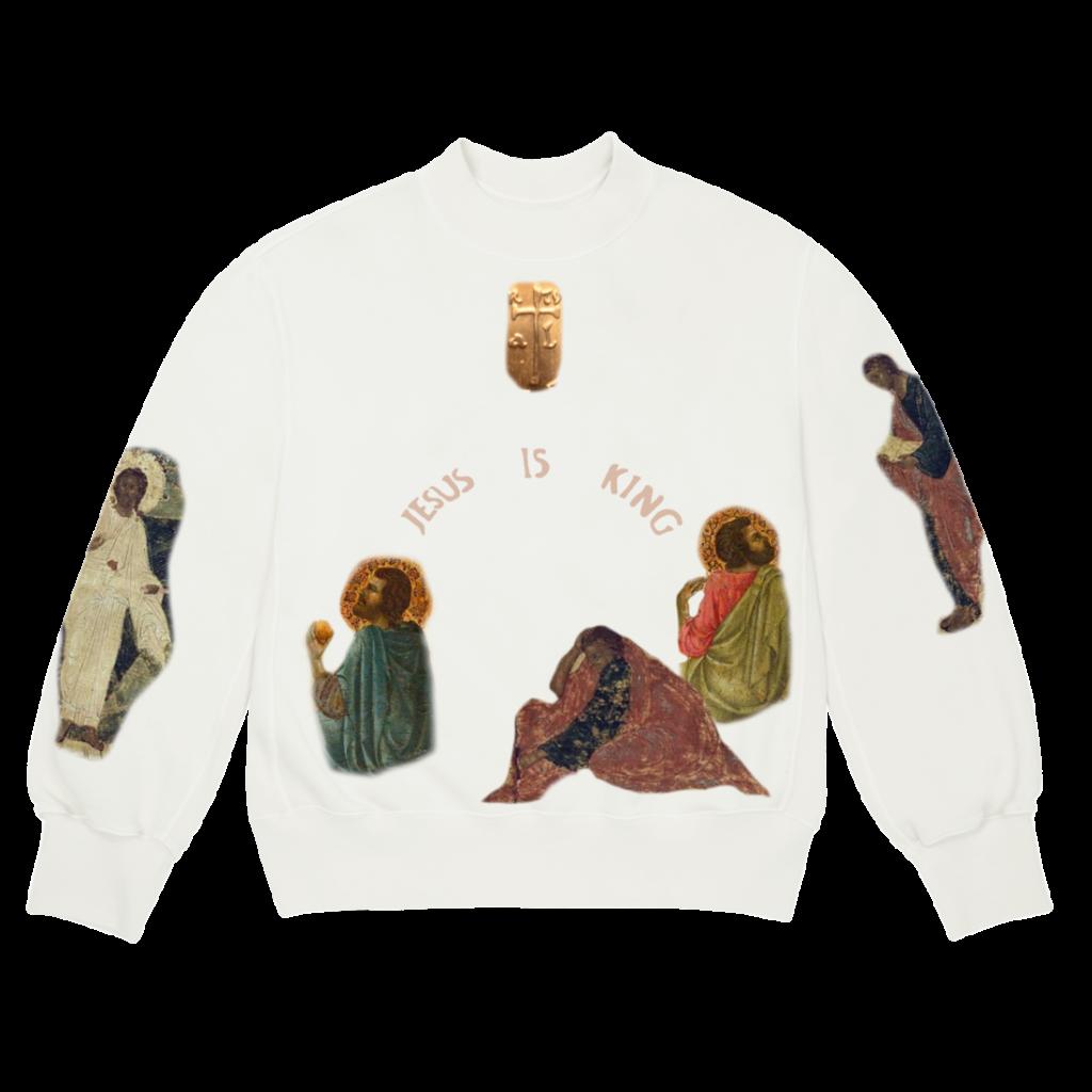 Канье Уэст выпустил мерч Jesus Is King: сколько стоят свитшоты с изображением святых?