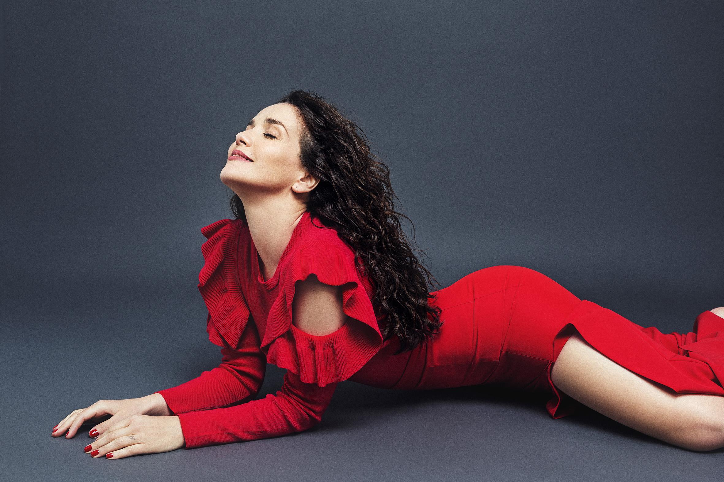 Эксклюзивное интервью с Натальей Орейро