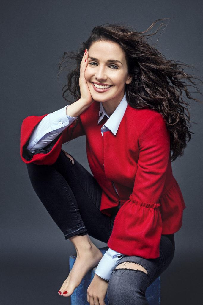 Эксклюзивное интервью с Натальей Орейро на PEOPLETALK