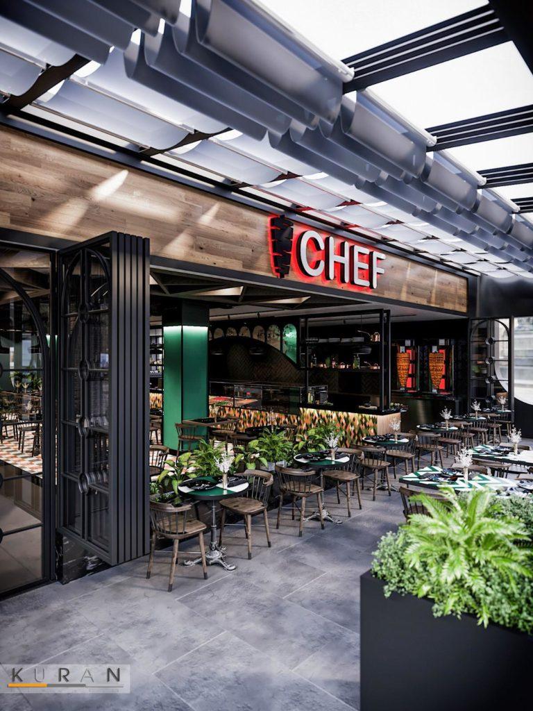 Ресторан CHEF: самые вкусные стейки здесь!