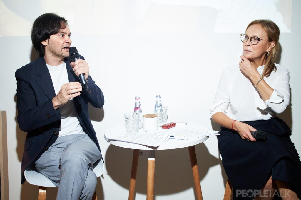 Александр Маленков и Алена Долецкая