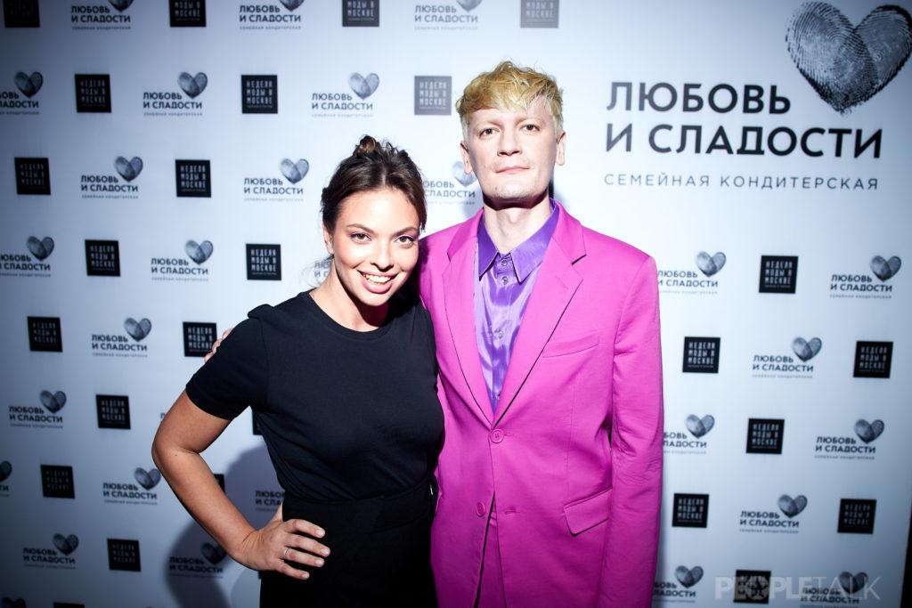 Регина Бурд и Александр Гудков