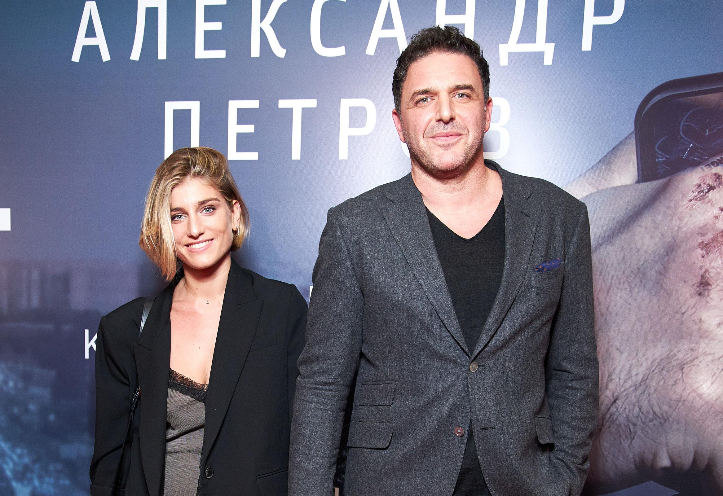 Какая пара! Первый официальный выход Максима Виторгана и Нино Нинидзе