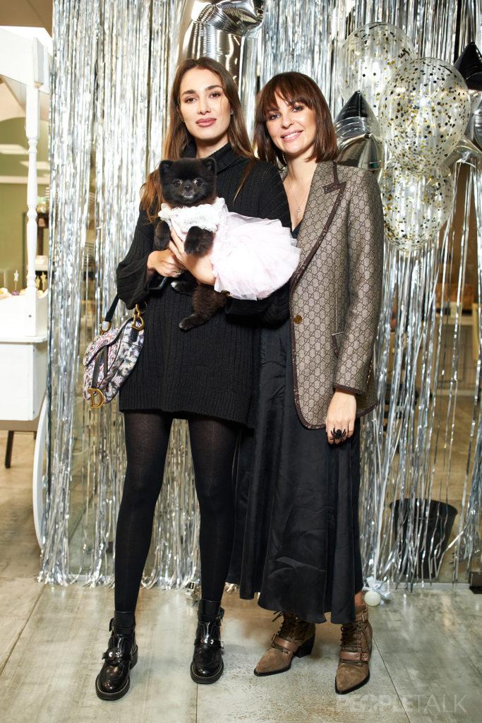Римма Быкова и Ольга Казаченко