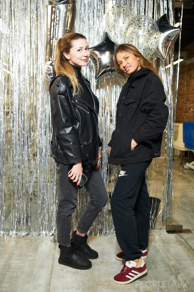 Анна Заворотнюк и Елена Нечаева