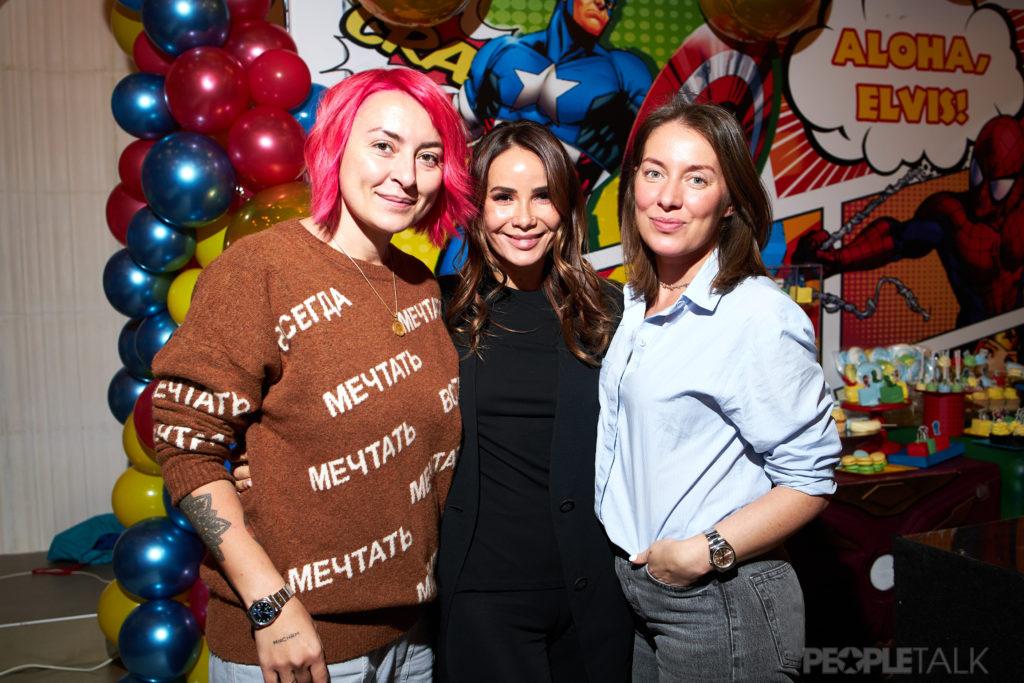 Alisa Boha, Айза Анохина и Екатерина Минкевич