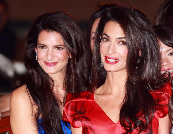 Амаль Клуни не стала защищать в суде родную сестру. И ее посадили!