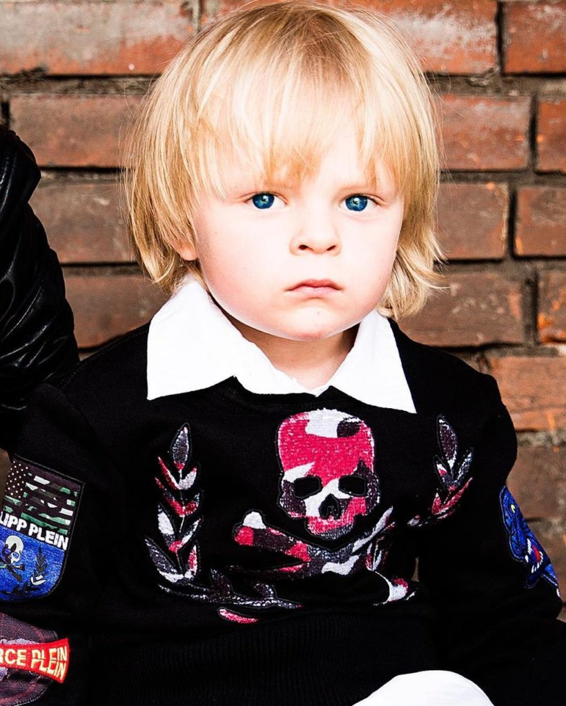 Вспомнить все. Как менялся младший сын Яны Рудковской?