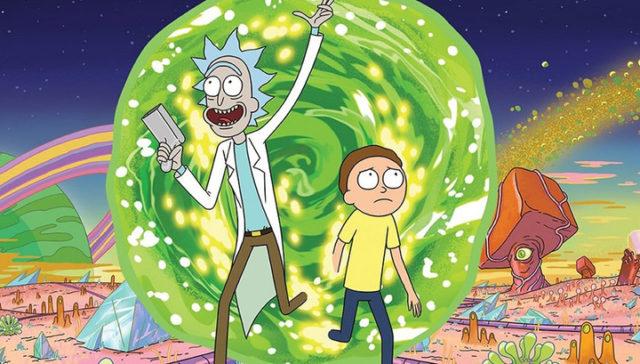 Трейлер нового сезона «Рик и Морти». Когда премьера?