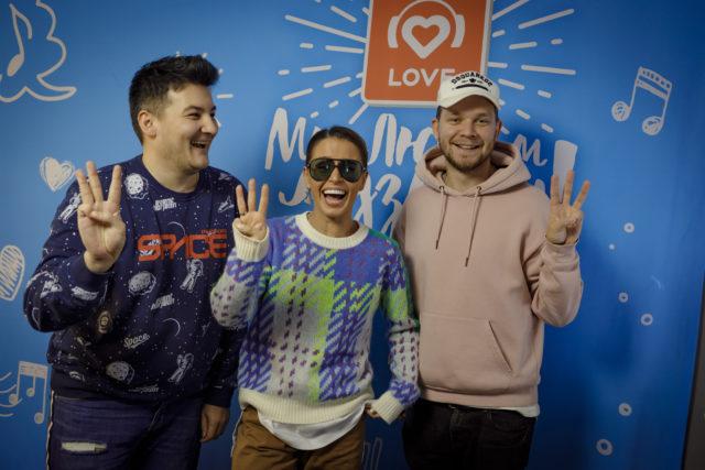 Zivert у Красавцев Love Radio: все секреты о новом альбоме и личной жизни
