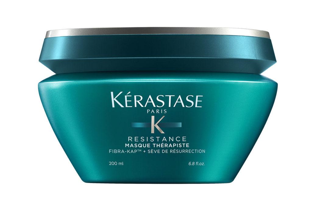 SOS-маска для восстановления волос Kerastase — твоя находка на случай, если ты часто используешь фен без защиты. 3686 р.