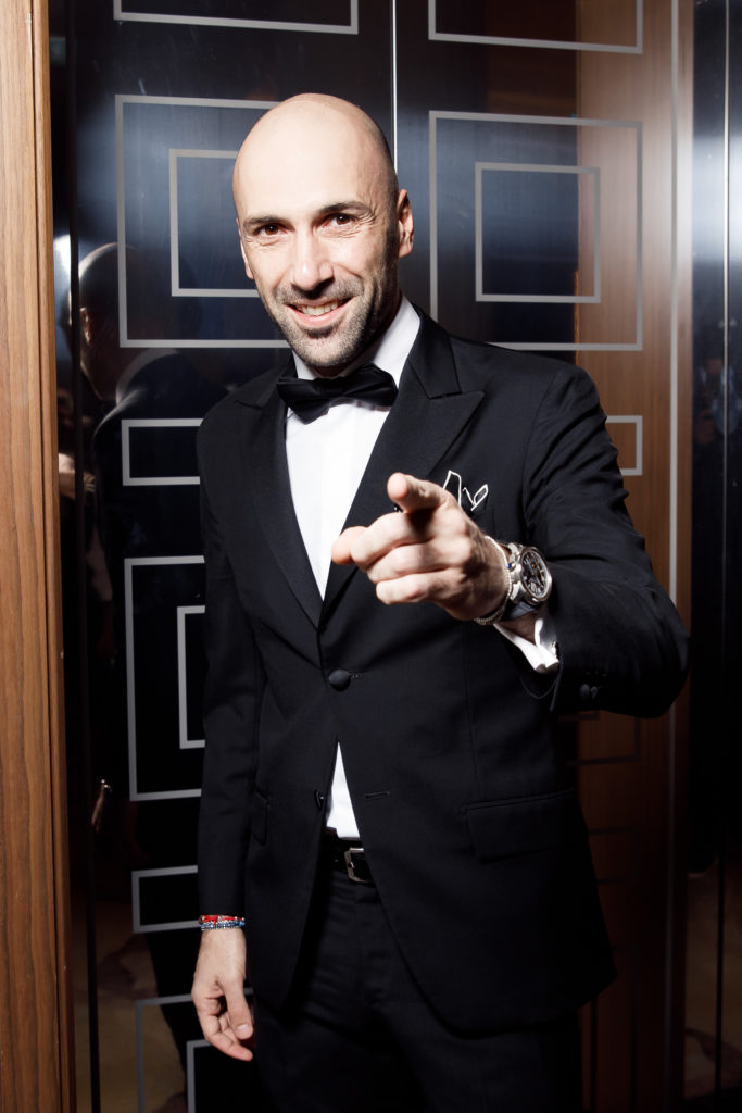 Звезды на бизнес-форуме The Best Luxury Stores Awards