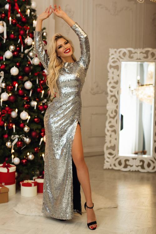 В чем отмечать Новый год? ТОП платьев для новогодней вечеринки на PEOPLETALK