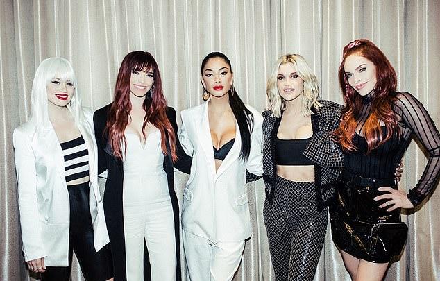 Николь Шерзингер подтвердила: The Pussycat Dolls снова вместе!
