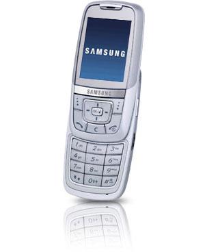 Samsung D600. Офисное приложение Pixel Viewer и слот для карты памяти