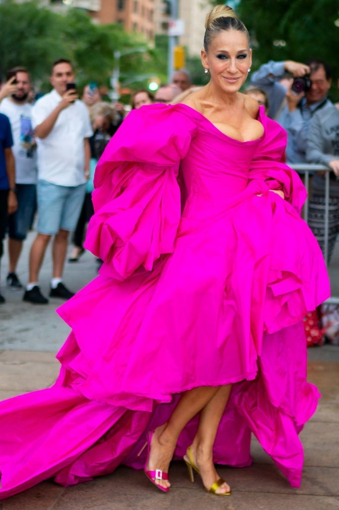 Самые красивые платья, которые ты видел: лучшие выходы звезд в Zac Posen