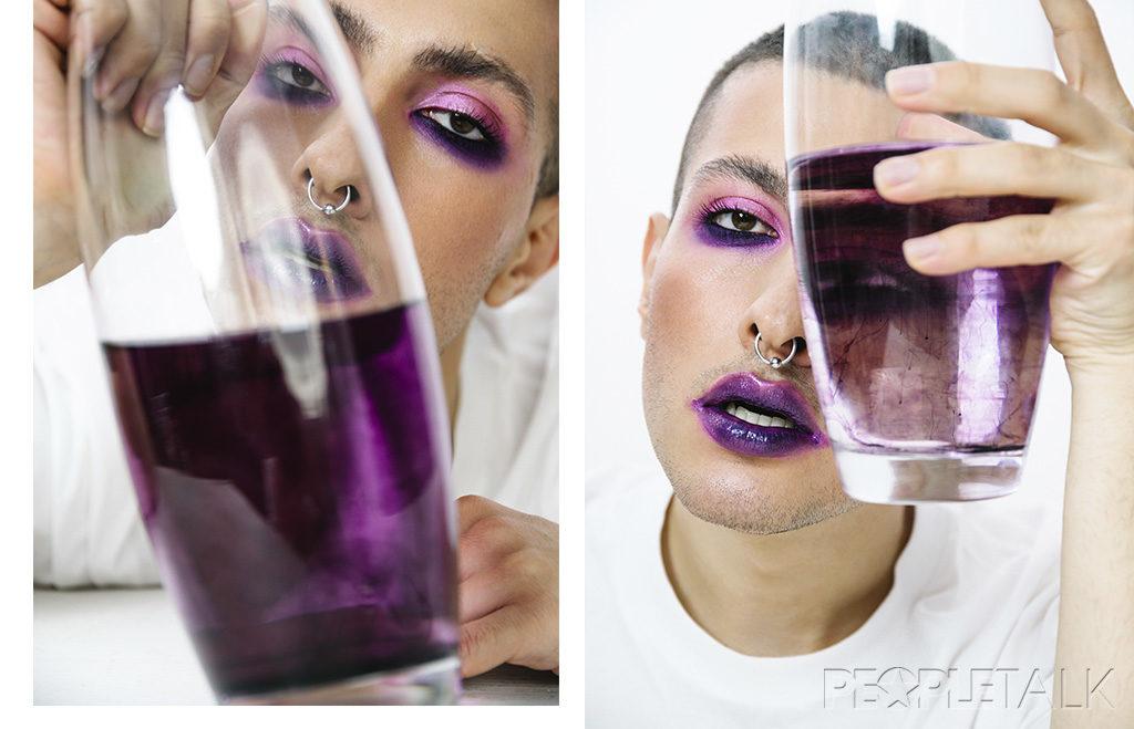 Эксклюзив: визажист Геворг о хейтерах, косметике и макияже, который бесит мужчин