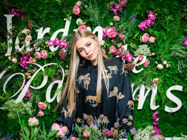 Филипп Киркоров, Зоя Бербер и Анастасия Смирнова на открытии парфюмерного бутика Jardin De Parfums