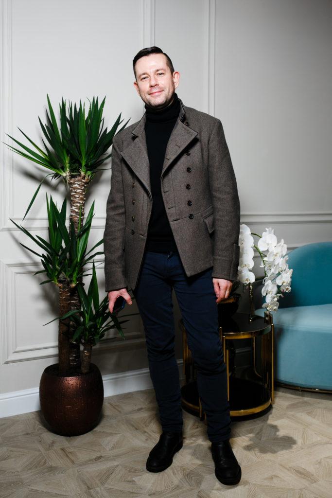 Андрей Шалахов, генеральный директор телеканала Fashion TV