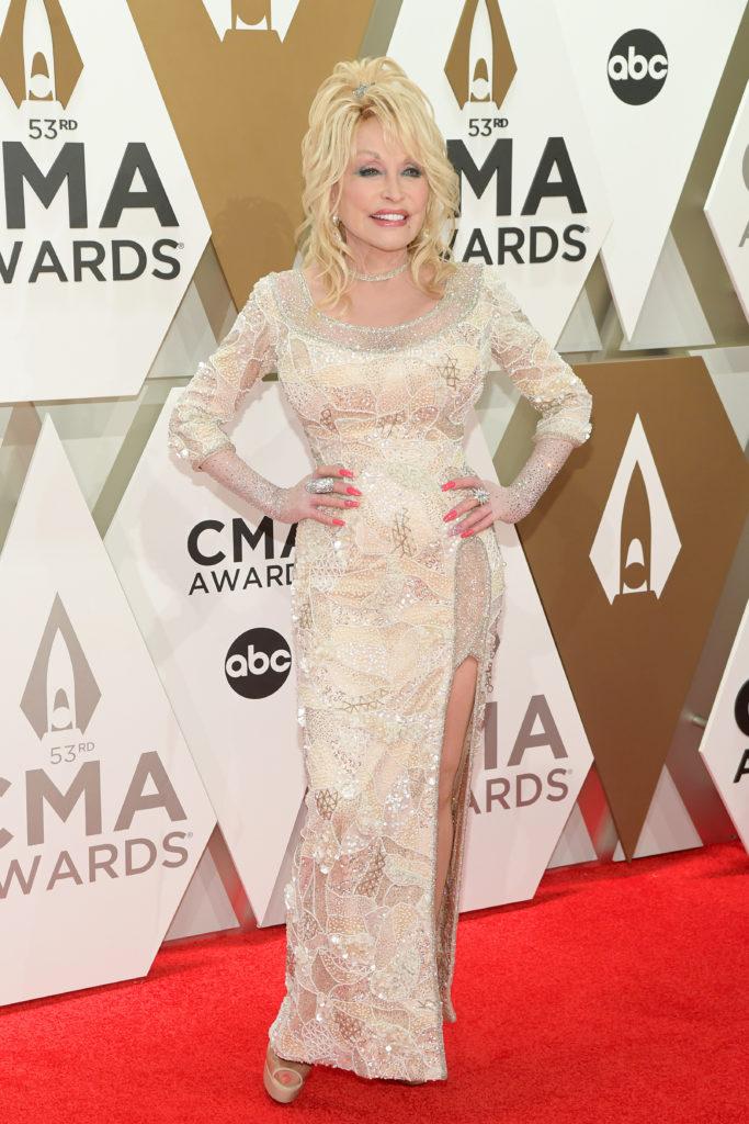 Джиджи Хадид, Николь Кидман и Риз Уизерспун на CMA Awards