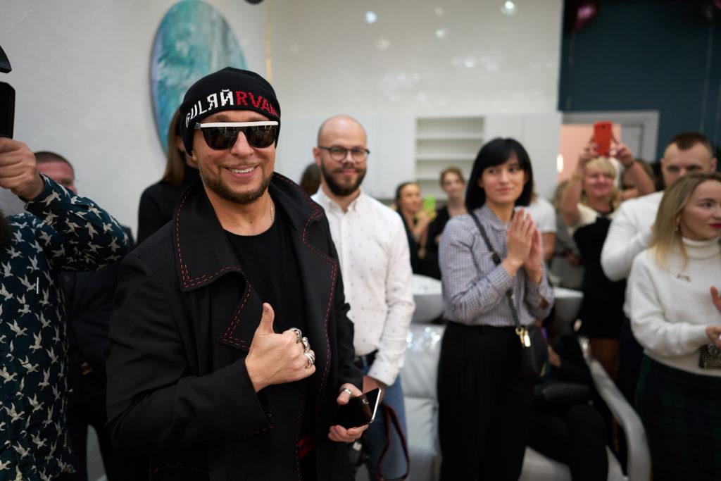 Светская Москва на открытии нового 13 BEAUTY BY BLACK STAR