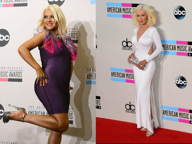 Минус 20 кг и больше: самые экстремальные похудения знаменитостей