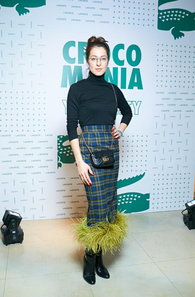 Юлианна Караулова, Slava Gee, Катя Кабак на секретной вечеринке LACOSTE