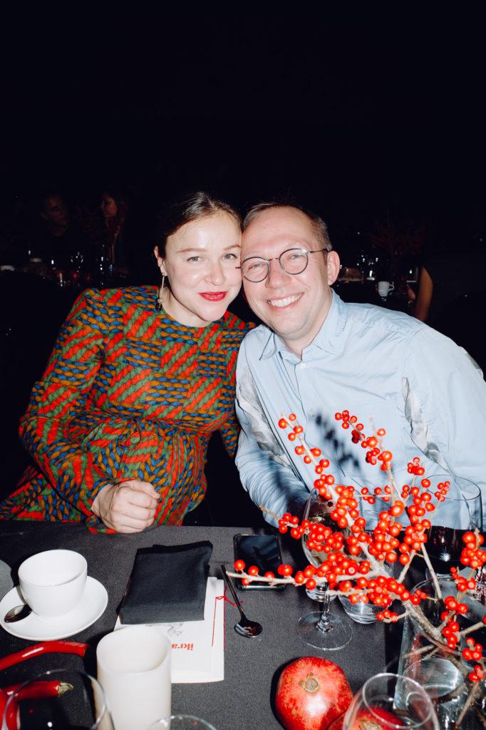 Евгения Михина и Кирилл Белов