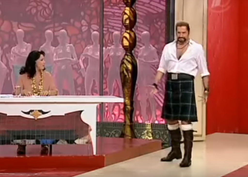 В день рождения Александра Васильева: самые трешовые герои передачи «Модного приговора»